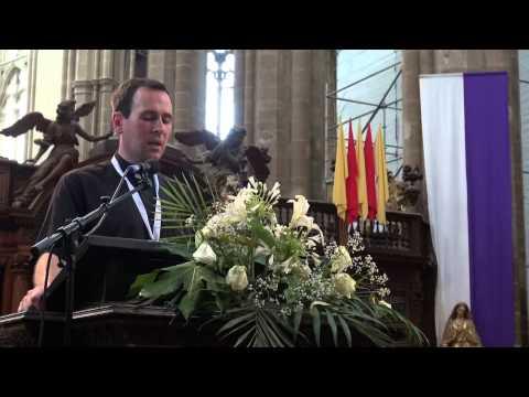 ADORATIO 2015 Conférence du père Sean Davidson Missionnaire de la très sainte Eucharistie