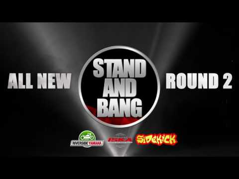 Lenart VS Humphreys Super Heavyweight K1. ALL NEW Stand and Bang, 28th October 2016