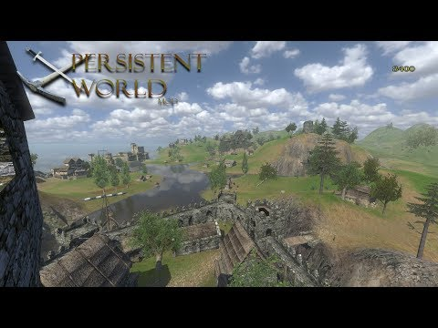 Persistent World. РП мод на Mount and Blade Warband. Мирная