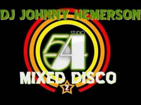 Studio 54 - Mix Disco 70 80's Vol.2