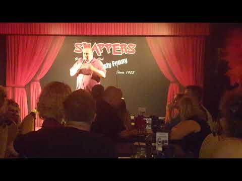 John Butera - Snappers Comedy Club in Florida show 2