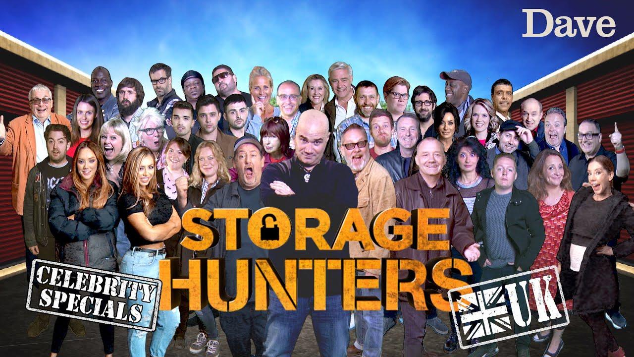 Is Storage Hunters Real