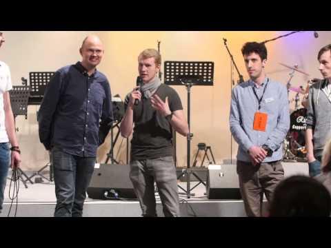 #4 - Kickstart Hannover 2016 mit Torben Søndergaard