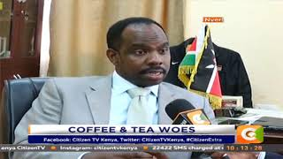Coffee and tea production woes in Nyeri #CitizenExtra