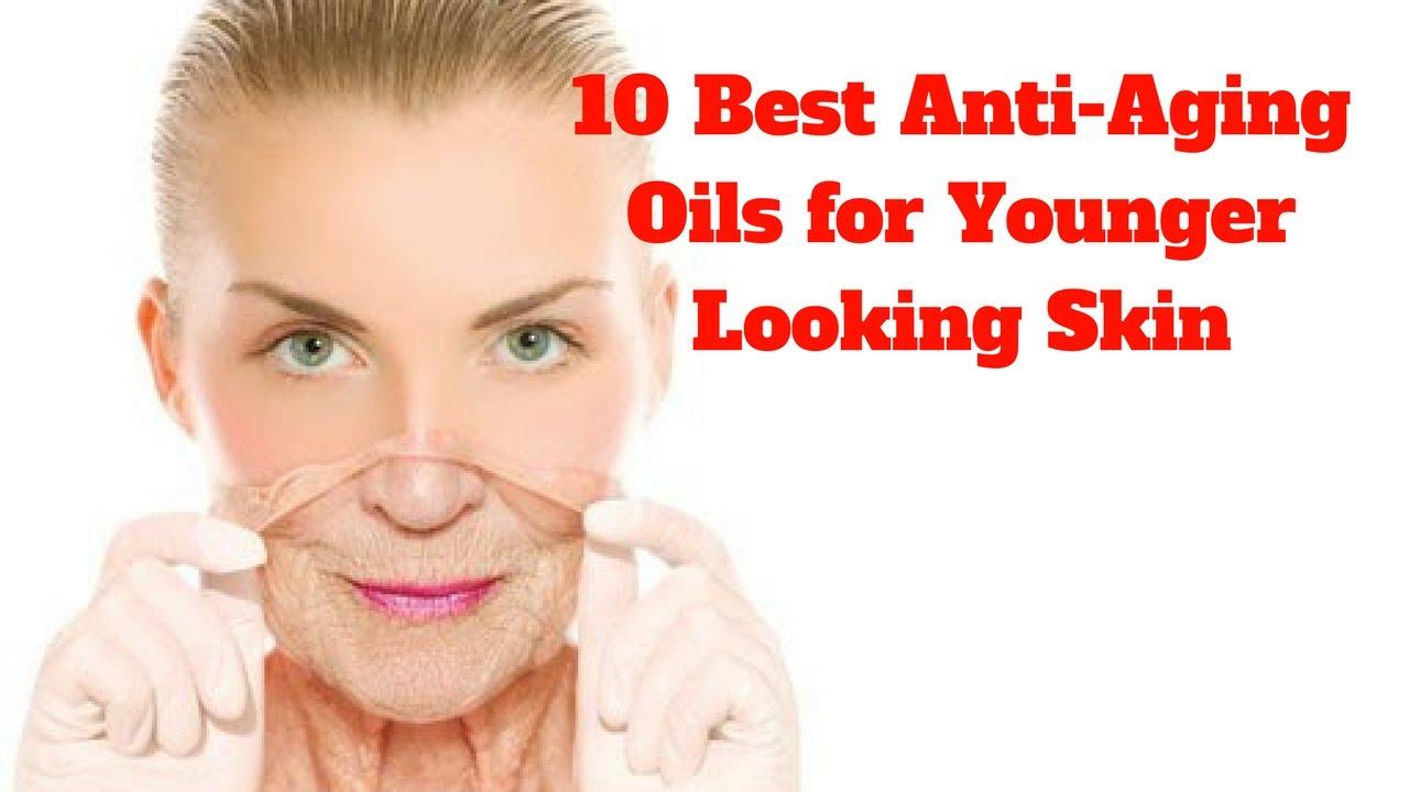 anti aging oils for skin
