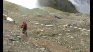 MTB Alpencross 2008 Chur-Riva (part1: Chur-Arosa-Davos-Bernina-Tirano)