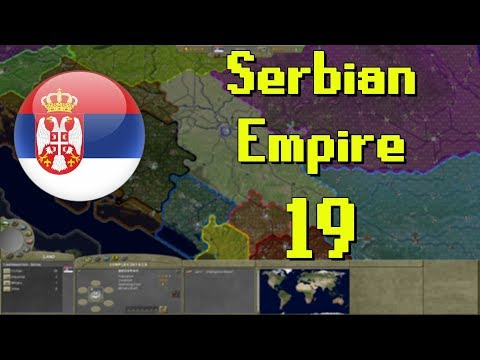 Supreme Ruler 2020 | Serbian Empire | Part 19 | Invasion of Moscow
