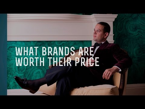 What Men's Clothing Brands Are Worth Their Price - #askGG -