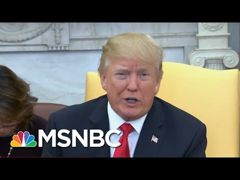 Donald Trump Before New Cohen Bombshell: Media Waiting A Mistake From Me | The 11th Hour | MSNBC
