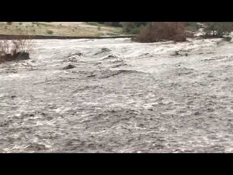Palm Springs Flooding 2/14/2019