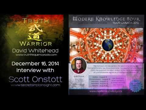Scott Onstott  - Secrets In Plain Sight - Modern Knowledge Tour 2015