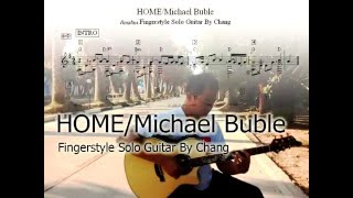 Home/Michael Buble....Fingerstyle Solo By Guitarbychang