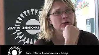 Kirsi Marie Liimatainen, Director, SONJA (Germany)