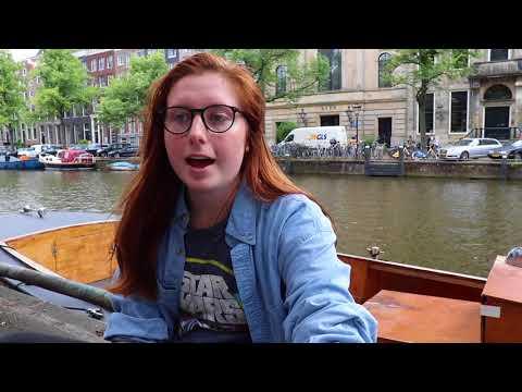 Pan in Amsterdam