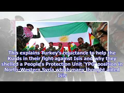 Will the fall of isis pave the way for an independent kurdish state?