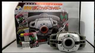 (Kamen Rider Decade) DX Super Best Henshin Belt DecaDriver Review