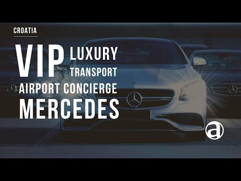 Mercedes benz | Luxury transportation | VIP Airport Concierg