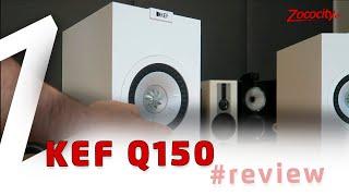 KEF Q150, para todos los usos y géneros musicales
