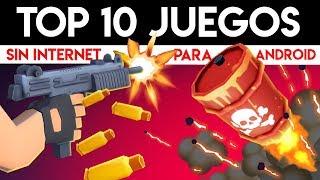 TOP 10 JUEGOS NUEVOS  ¡Sin INTERNET! 2019 para ANDROID    Mejores juegos ¡DIVERTIDOS y OFFLINE!
