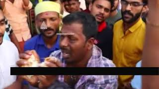 Protest in Kasaragod Against Tribal youth madhu