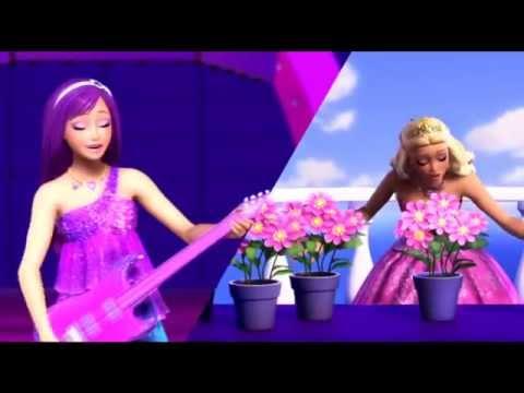 Barbie la princesse et la pop star belle journ e hd - Barbie et la princesse pop star ...