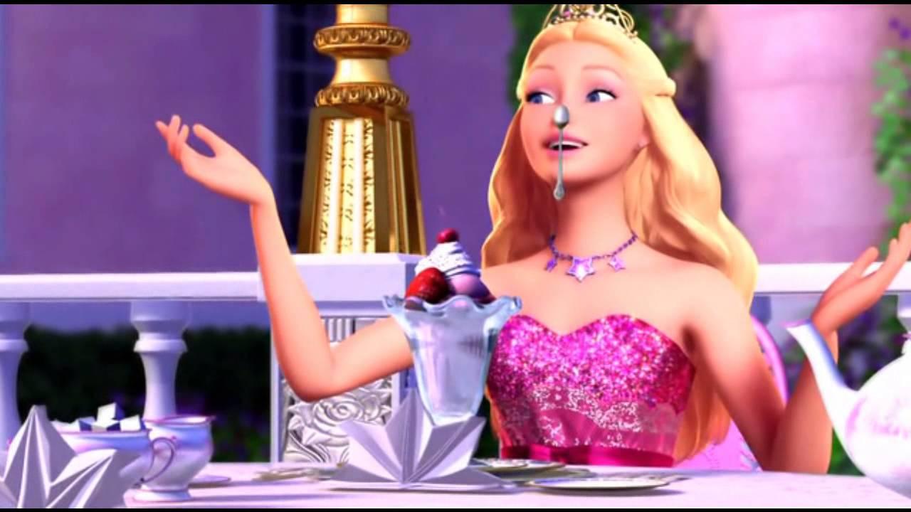 Barbie la princesse et la pop star belle journ e hd youtube - Barbie la princesse et la pop star ...