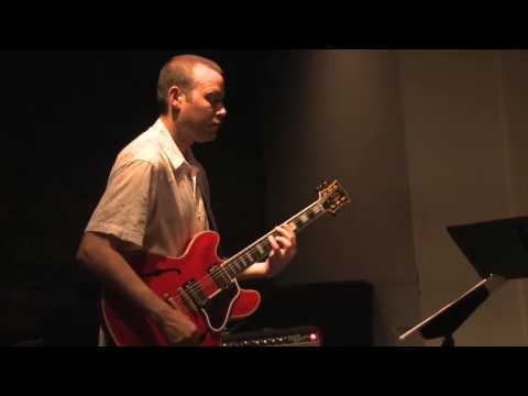 Liberty Ellman Trio at the Stone July 29 2009 - Katchu