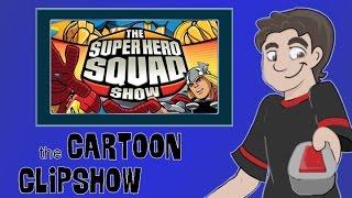Cartoon Clipshow: 01 The Super Hero Squad Show
