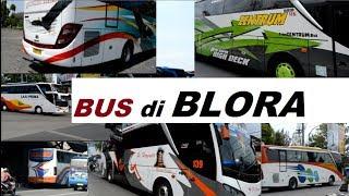 Bus di Blora, dari Garuda Mas, Zentrum hingga PO Agung yang legenda