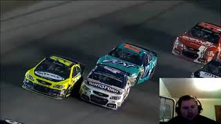 All NASCAR Crashes From The 2014 5 Hour Energy 400 Reaction