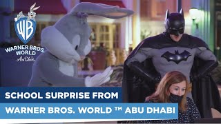 Warner Bros. World™ Abu Dhabi | School Surprise