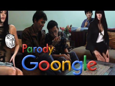 LOL! Parody Google Voice Application (GOONGLE)