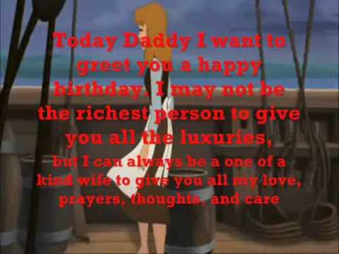 Happy Birthday My Love My Husband Sonny Youtube