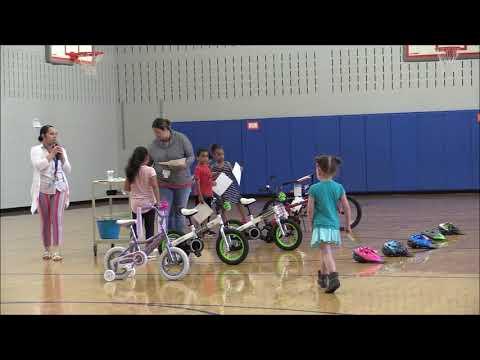 Steelton Highspire Elementary School Attendance Award Program k5 3rd grade May 31 2019