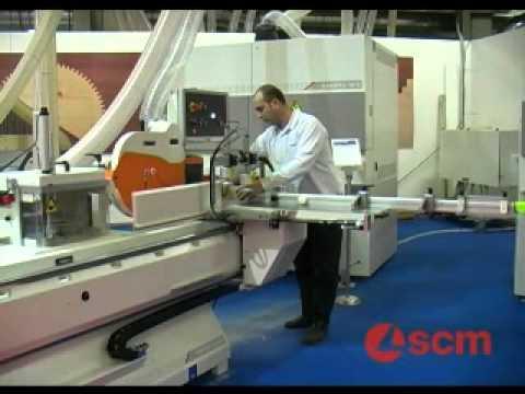 Scott & Sargeant - Making Windows & Doors SCM TEN 220 Ti155e