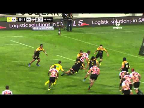 Super Rugby: Hurricanes V Kings (Rd.5) 2016 | Super Rugby Video Highlights