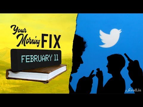 Your Morning Fix: Did PMO undermine Rafale negotiation, Twitter vs right-wing & Amol Palekar heckled