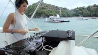 WAHOO! Boat Party @ Sri panwa Luxury Pool Villa Resort in Phuket Thailand
