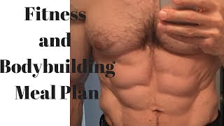 Fitness and Bodybuilding Meal Plan