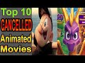 Top 10 Cancelled Animated Movies
