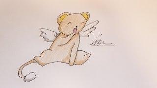 How I draw Kero (Cardcaptors).
