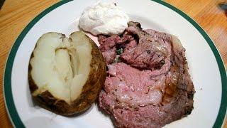 Christmas Ribeye Roast