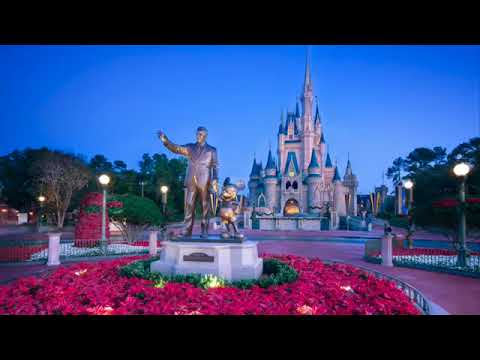 Disney World's Magic Kingdom Entrance Audio Loop