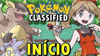 Pokémon Classified (Hack Rom - GBA) - O Início
