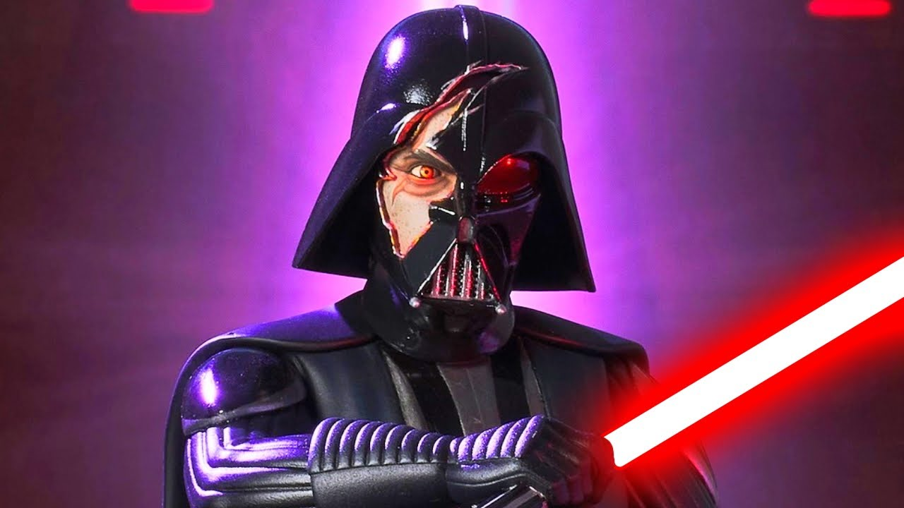 Lucasfilm JUST CHANGED Darth Vader Forever(CANON) - Star Wars Comics Explained