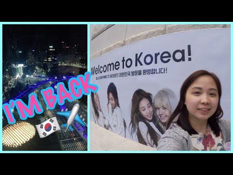 🇰🇷VLOG S2 #1: I'M BACK IN KOREA 💗🇰🇷| Raych Ramos