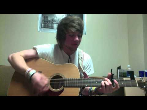 A Shot Across The Bow - Mayday Parade Cover (by Adam Christopher)
