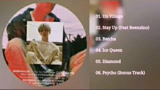 [MINI ALBUM] 1'ST EXO BAEKHYUN SOLO - CITY LIGHTS