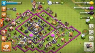 Laboratório nível 5: Clash Of Clans