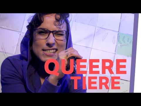 Sookee | Queere Tiere  🏳️🌈🦄🐧 | Live Auf Klo
